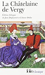 La Chatelaine De Vergy (Folio (Gallimard))