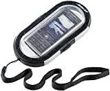 Somikon Handy Unterwassergehäuse: Wasserdichte Universal-Tauchgehäuse für Handys bis 10 Meter (Handy Case)