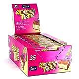 Tirma - AMBROSIA RELLENO CHOCOLATE CON LECHE - Caja con 35 unidades