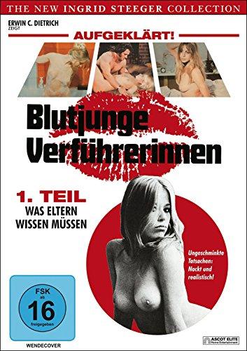 Blutjunge Verführerinnen 1 (The New Ingrid Steeger Collection)