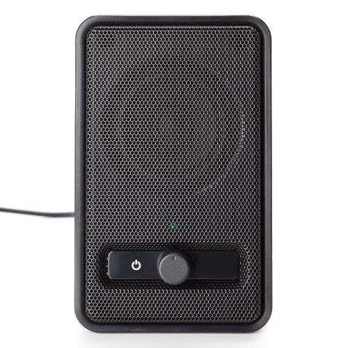 AmazonBasics A100 PC-Lautsprecher - 5