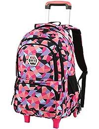 Damen Mädchen Rucksack Taschen Handtasche Schultertasche Schulrucksack Ranzen