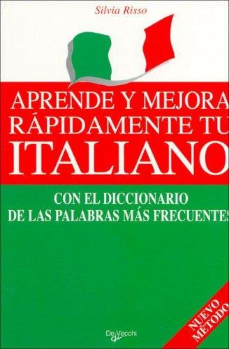 Aprende y mejora rapidamente tu italiano por Silvia Risso