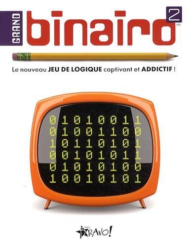 Grand binairo 2 : Le nouveau jeu de logique captivant et addictif !