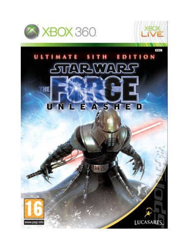 Jagd-video-spiele 360 Xbox (Star Wars: The Force Unleashed - The Ultimate Sith Edition (Xbox 360) [Import UK])