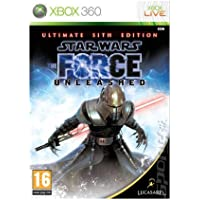 Star Wars: Force Unleashed - The Ultimate Sith (Xbox 360) [Edizione: Regno Unito]