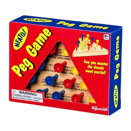 Toysmith 0085761127845 Peg Game - Best Price in India