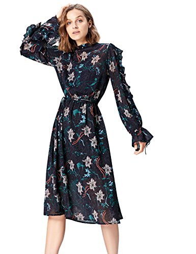 find. MDR 40435 robes, Multicolore (Multicoloured Mpr 284), 42 (Taille fabricant: Large)