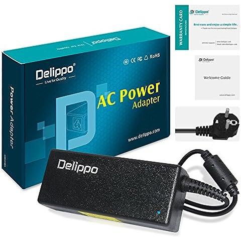 Delippo® 36W Notebook Caricabatterie Alimentatore AC Adapter 12V 3A PC Portatile Adattatore [26 Mesi Garanzia] per Lenovo ThinkPad 10 - Cavo di alimentazione Incluso