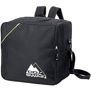 Cox Swain Skischuh & Snowboard Boot Bag -NANGA- geeignet für Skates, Schlittschuhe, Helm, Skibrille