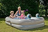 Happy People 77776 - Jumbo Pool im Hai Design