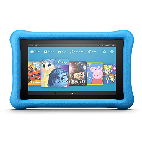 All-New Fire HD 8 Kids Edition Tablet, 8″ Display