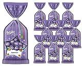 Milka Weihnachts-Kugeln Alpenmilch, 10er Pack (10 x 100 g)