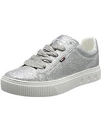 Hilfiger Denim Damen Tommy Jeans Glitter Sneaker