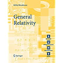 General Relativity (Springer Undergraduate Mathematics Series)