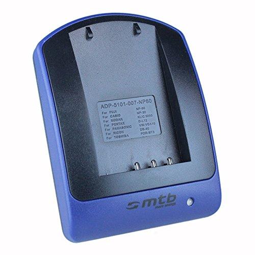 Ladeschale (Micro-USB) NP-120 für Fuji F10, F11, M603 / Aiptek Medion Rollei Toshiba Pentax... siehe Liste!