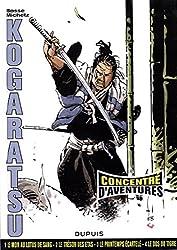 Kogaratsu - L'Intégrale - tome 1 - Intégrale Kogaratsu 1