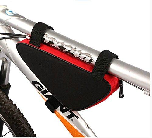 XY&GKFahrradtasche Dreieck Tasche Strahl Pack Mountain Car Front Bag Satteltasche oberen Package Tool Kit Reiten Ausrüstung Armaturen, machen Ihre Reise angenehmer C