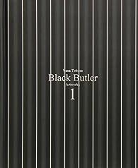 Black Butler Artbook 1 par Yana Toboso