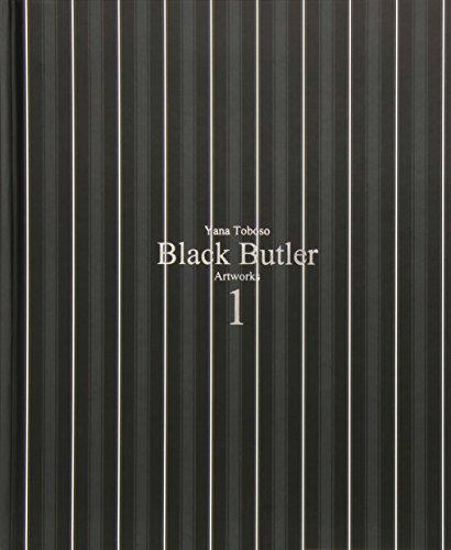 Descargar Libro Black Butler Artbook 1 de Yana Toboso