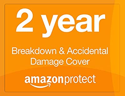 Amazon Protect 2 year Breakdown & Accidental Damage Cover for Small Kitchen Appliances from £10 to £19.99 : everything 5 pounds (or less!)