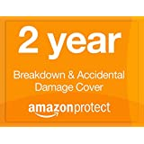 Amazon Protect 2 year Breakdown & Accidental Damage Cover for Office Equipment from £100 to £149.99