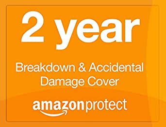 Amazon Protect 2 Years Breakdown & Accidental Damage Cover for Televisions from £450 to £499.99