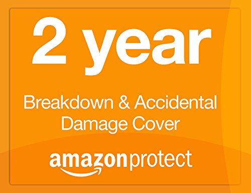 Amazon Protect 2 year Breakdown & Accidental Damage Cover for Small Kitchen Appliances from £40 to £49.99