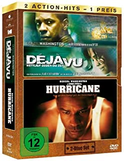 Déjà Vu / Hurricane [2 DVDs]