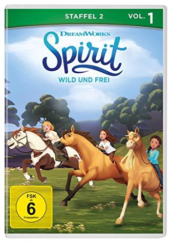 Spirit - Wild und frei, Staffel 2, Vol. 1