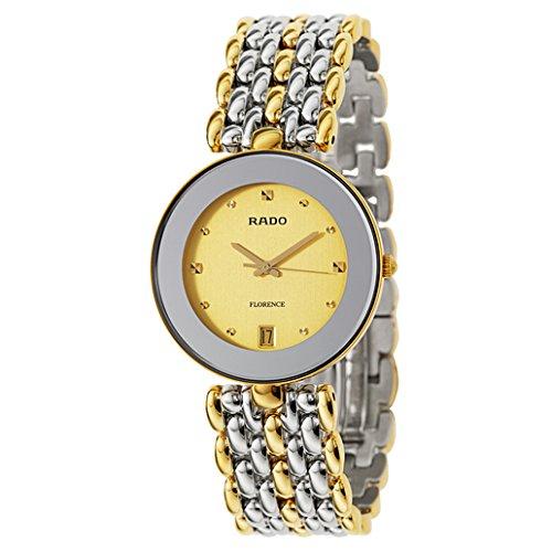 Rado Florence Herren-Armbanduhr 35mm Schweizer Quarz Analog R48793253