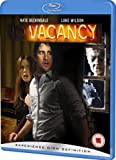 Vacancy [Blu-ray] [UK Import]