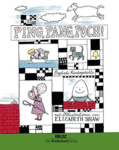 Ping, Pang, Poch: Englische Kindergedichte