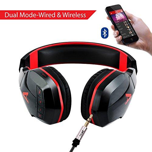 boAt 510 Wireless Bluetooth Headphone (Black)