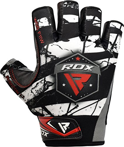 RDX-Gym-Weight-Lifting-Gloves-Crossfit-Powerlifting-Training-Bodybuilding-Fitness-Workout
