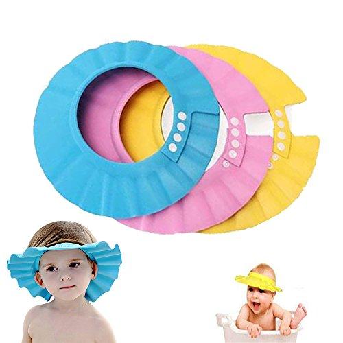 Gorra de ducha para bebé