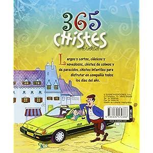 365 Chistes infantiles (El Duende de Los Cuentos)