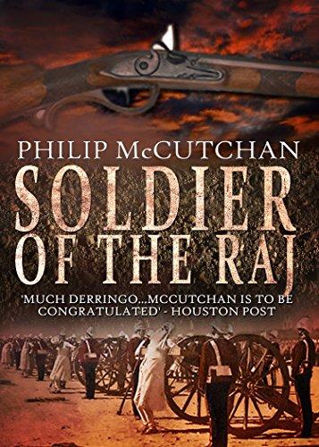 Soldier of the Raj (James Ogilvie Book 3) (English Edition)