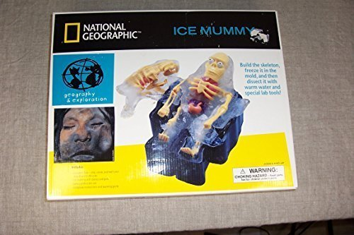Ice Mummy by National Geographic