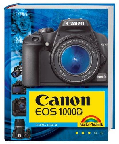 Preisvergleich Produktbild Canon EOS 1000D (Kamerahandbücher)