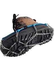 Veriga Schuhschneeketten Ice Track - Calzado de zapatillas de senderismo para hombre, talla L