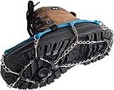 51UCANj4gxL. SL160  Le 10 migliori catene da neve per scarpe su Amazon