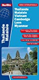 thailande malaisie vietnam cambodge laos myanmar