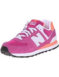 574 Y Complementos es Amazon New Zapatos Rosa Balance xn0txAYZr