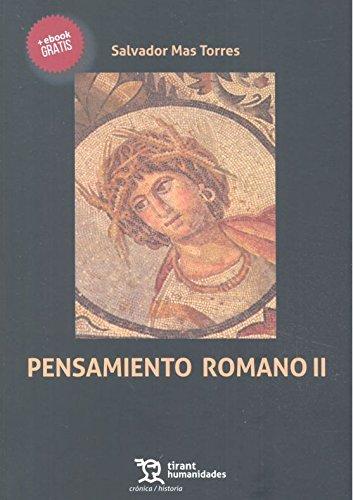 Pensamiento Romano II (Crónica) por Salvador Mas Torres