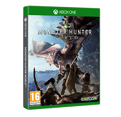 Monster Hunter World (Xbox One) Best Price and Cheapest