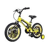 TD Vélo Enfant 3-6-8 Ans Bébé Et Homme Bébé Vélo Alliage De Magnésium Voiture pour Enfant 16...