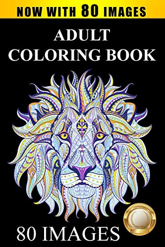 Adult Coloring Book: Largest Collection of Stress Relieving Patterns Inspirational Quotes, Mandalas, Paisley Patterns, Animals, Butterflies, Flowers, ... for Adult Relaxations, Mandalas, Paisley Pat por Adult Coloring Books