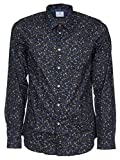Paul Smith Herren M2r610pa2016749 Blau Baumwolle Hemd