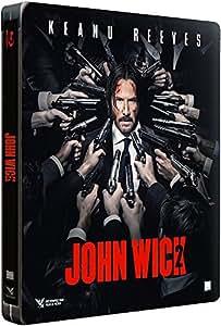 John Wick 2 [Édition Limitée boîtier SteelBook] [Édition Limitée boîtier SteelBook]